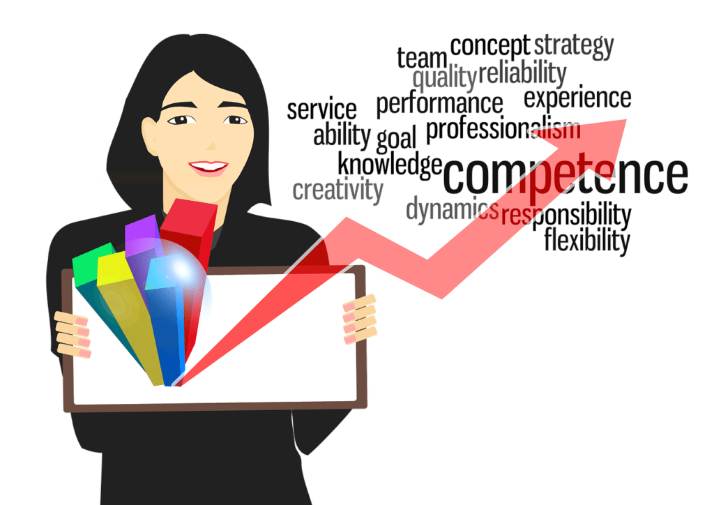 presentation, businesswoman, competence-1831090.jpg
